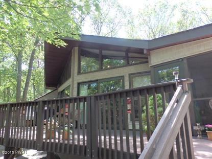 102 Waterview Dr Lords Valley, PA MLS# 15-4021