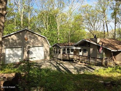 809 LASSO Ct N  Lords Valley, PA MLS# 16-1890