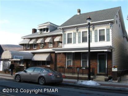237 Broad Street Tamaqua, PA MLS# PM-18284