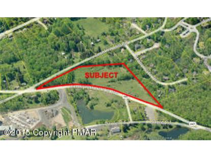 Route 447  East Stroudsburg, PA MLS# PM-32156