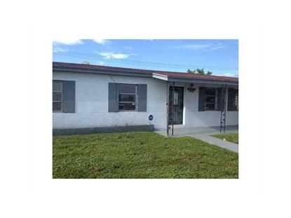 1850 NW 167 ST Miami Gardens, FL MLS# A10010036