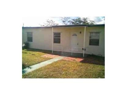 16020 NW 22nd AV Miami Gardens, FL MLS# A10014986