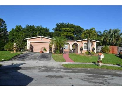 9511 NW 24th Pl Pembroke Pines, FL MLS# A10016640