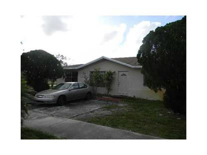 20800 NW 31st Ave Miami Gardens, FL MLS# A10016966