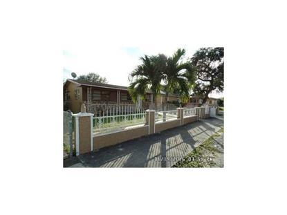 1730 NW 154th St Miami Gardens, FL MLS# A10019344