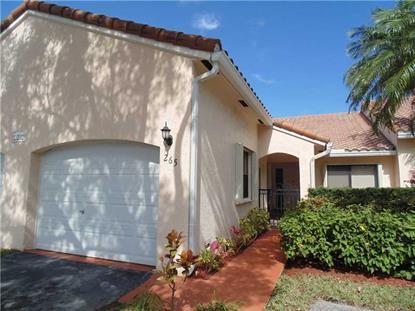 21232 Harbor Way # 265-26 Aventura, FL MLS# A10022876