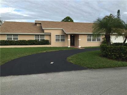 28561 SW 163rd Ct Homestead, FL MLS# A10024709