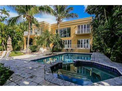 9814 W Broadview Dr Bay Harbor Islands, FL MLS# A10025516