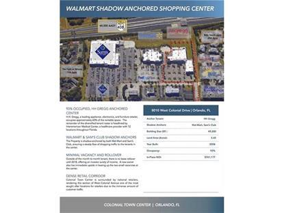 8010 W COLONIAL Orlando, FL MLS# A10055524