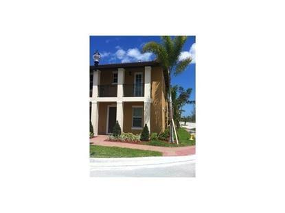1131 SW 147th Ave # 1131 Pembroke Pines, FL MLS# A10059700