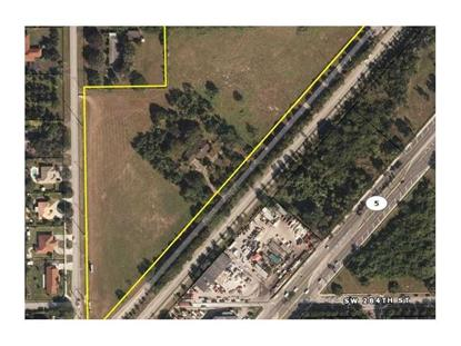 28240 Old Dixie Hwy Homestead, FL MLS# A10069748
