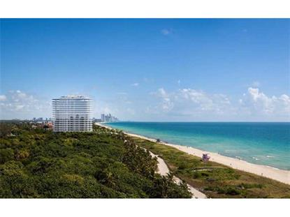8701 COLLINS # 1605 Miami Beach, FL MLS# A10071154