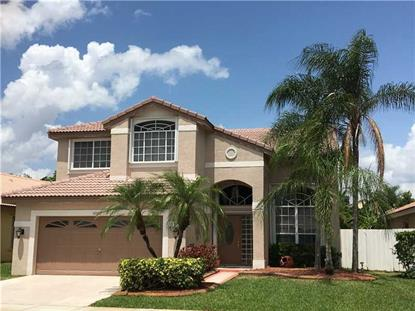 18009 SW 12th Ct Pembroke Pines, FL MLS# A10080304