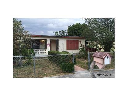 2501 NW 162nd St Miami Gardens, FL MLS# A10101092