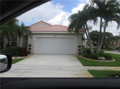 470 SW 182nd Way Pembroke Pines, FL MLS# A10134721