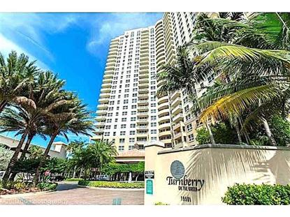 19501 West Country Club Dr # 1909 Aventura, FL MLS# A10144360