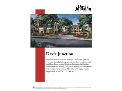 6330 S Station Square # 1 Davie, FL MLS# A10151452