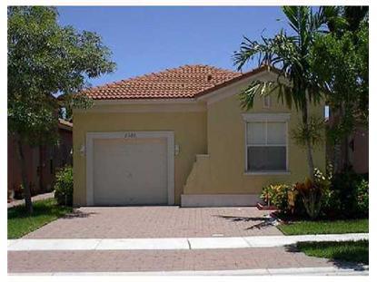2325 NE 37 RD Homestead, FL MLS# A1591276