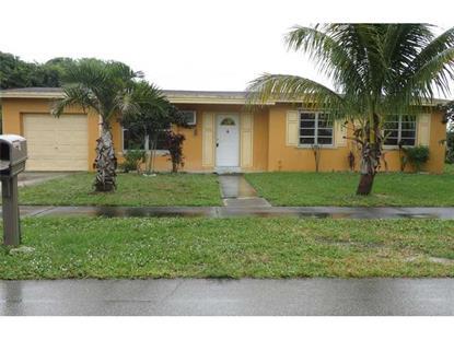 19611 NW 41 AV Miami Gardens, FL MLS# A1765763