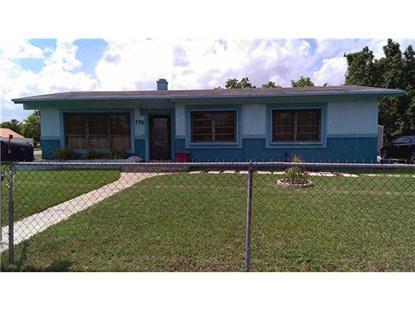 775 NW 168 DR Miami Gardens, FL MLS# A1830109