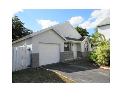 10741 SW 10 CT Davie, FL MLS# A1938170