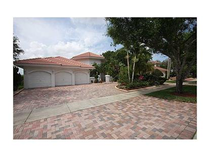 12633 EAGLE TRACE BL Coral Springs, FL MLS# A1944100