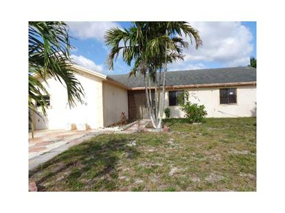 20019 NW 34 CT Miami Gardens, FL MLS# A1953864