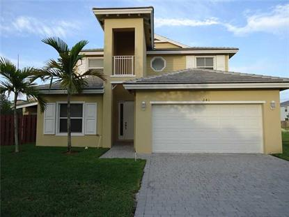 241 NE 33 TE Homestead, FL MLS# A1960712
