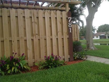 781 SW 119 WY Davie, FL MLS# A1967282