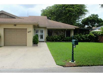 461 NW 67 AV Plantation, FL MLS# A1980914