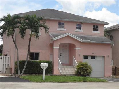 4421 SW 72ND TE Davie, FL MLS# A1984815