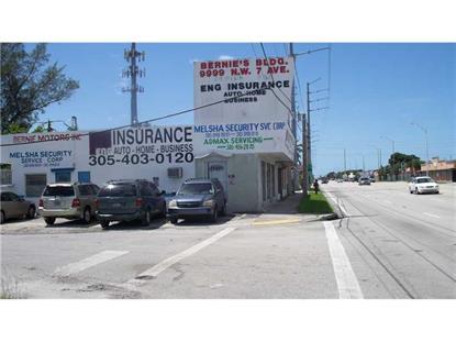 9999 NW 7 AV El Portal, FL MLS# A1990262