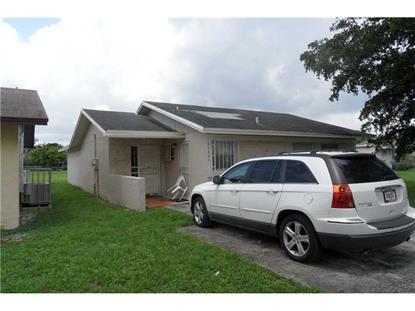 20840 NW 28 CT Miami Gardens, FL MLS# A1992016