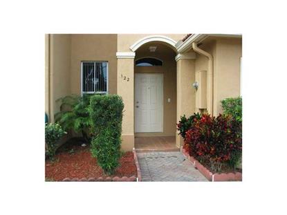 122 RIVERWALK CR Plantation, FL MLS# A1995703