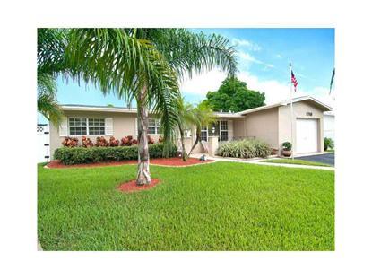 1710 NW 104 AV Pembroke Pines, FL MLS# A2005833