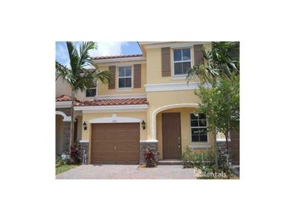 120 EMERALD CREEK TE Plantation, FL MLS# A2006973