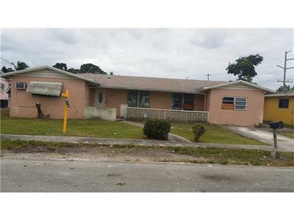 1860 NW 172 TE Miami Gardens, FL MLS# A2010518