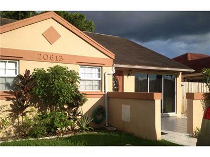 20613 SW 103 AV Cutler Ridge, FL MLS# A2014690