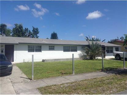 1121 NW 100 ST El Portal, FL MLS# A2018436