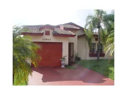 20960 SW 85 PASSAGE Cutler Ridge, FL MLS# A2021687