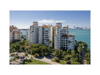 5373 FISHER ISLAND DR Miami, FL MLS# A2028747