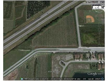 MOWRY DR & FL TNPK Homestead, FL MLS# A2056648