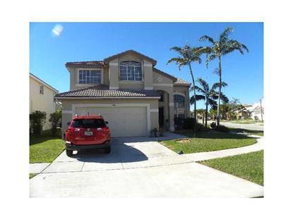 1302 SW 178 WY Pembroke Pines, FL MLS# A2064272