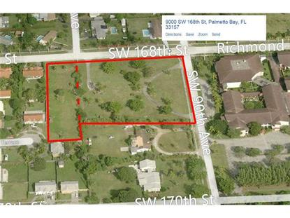 9000 SW 168 ST Village of Palmetto Bay, FL MLS# A2097989