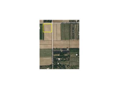 SW 214 AV, SW 368 ST Florida City, FL MLS# A2107408