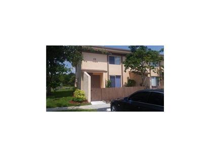 1535 NW 80TH AV Margate, FL MLS# A2107535