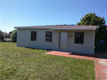 2901 NW 164 TE Miami Gardens, FL MLS# A2177477