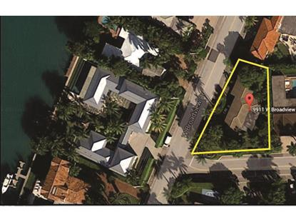 9911 W BROADVIEW DR Bay Harbor Islands, FL MLS# A2180254