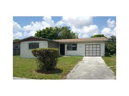 2211 NW 191 ST Miami Gardens, FL MLS# A2184057