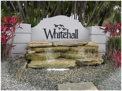1502 WHITEHALL DR # 106 Davie, FL MLS# A2199045